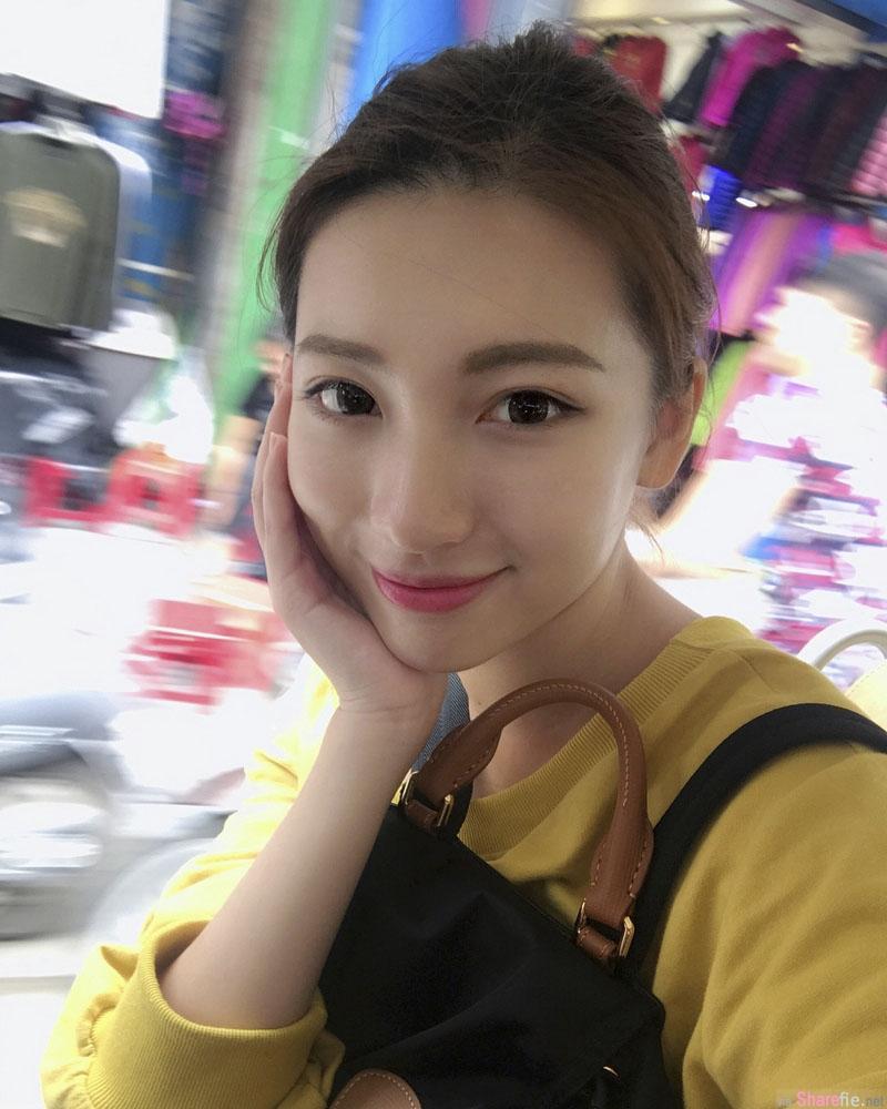 【6upoker】7-11广告正妹林彤彤 甜美笑容性感迷人