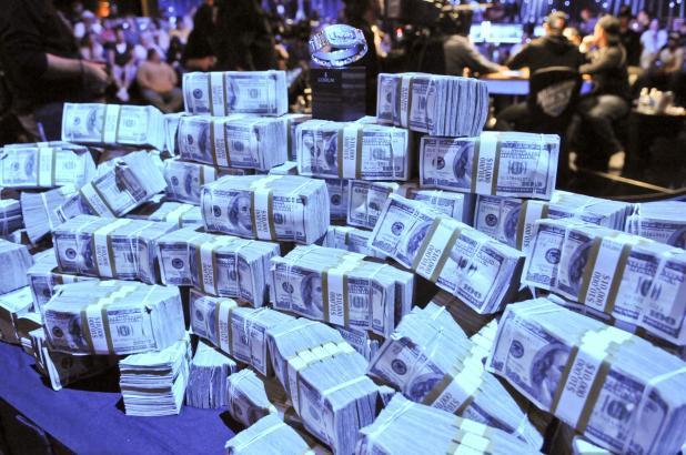 【6upoker】WSOP:已举办赛事总奖池的71%被美国选手赢走