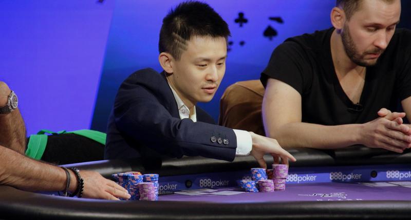 "【6upoker】问答采访:Ben Yu谈在2018年的个人赛事层次""过渡""(上篇)"