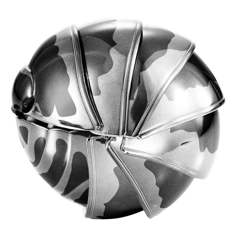 【6upoker】巨型潮虫金属涂装扭蛋 土豪金闪瞎你的眼