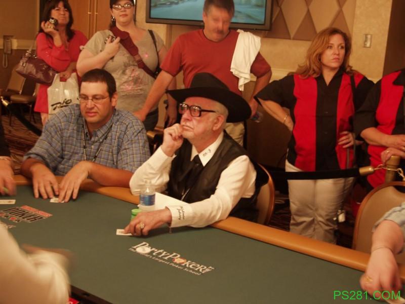 "【6upoker】扑克前辈赛提倡者""Oklahoma"" Johnny Hale逝世,享年92岁"