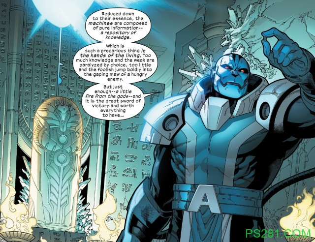 【6upoker】《X权力》第2期 X教授联合万磁王推销红兰哨兵机器人工厂
