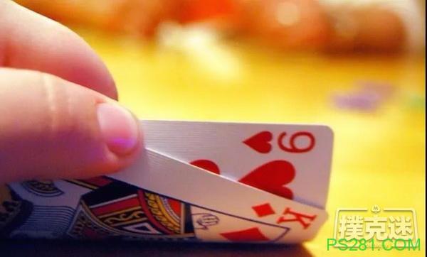 """【6upoker】不要迷信你的""""幸运牌""""!"""
