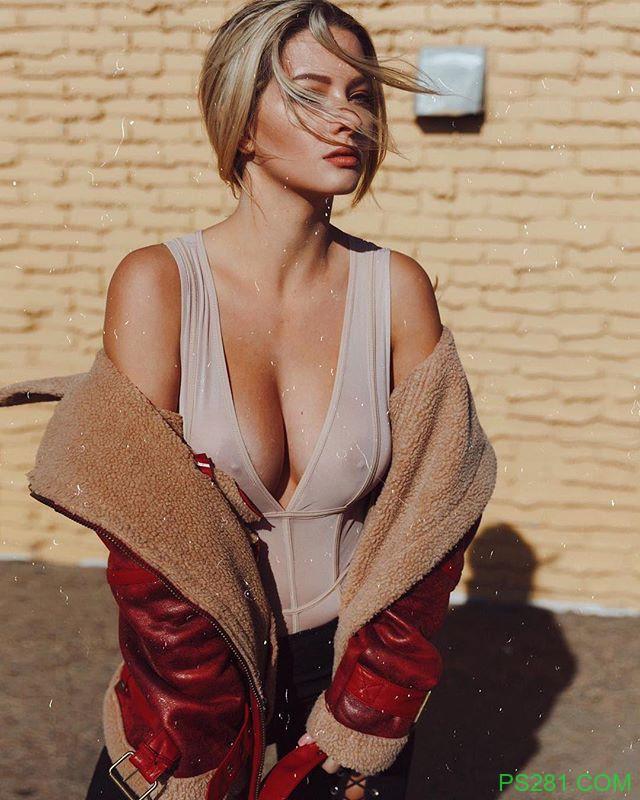 【6upoker】高颜值封面女郎《Ashley Resch》,成熟迷人的风范撩倒众多男性!