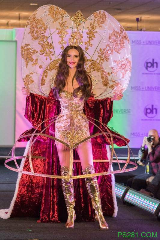 【6upoker】选美嘉年华 2018环球小姐国家服装一览
