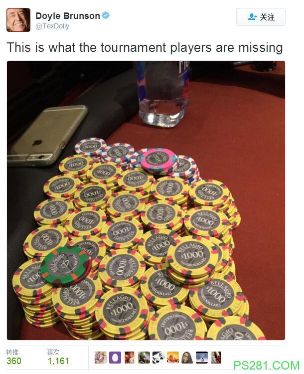【6upoker】原来这些豪赌客没参加WSOP是因为有这种桌子玩!