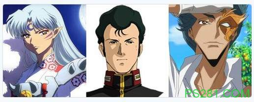 【6upoker】同一个声优演绎不同动漫角色 成田剑为《犬夜叉》杀生丸配音