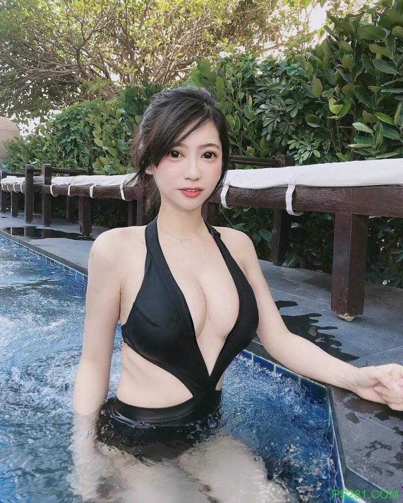 【6upoker】超级辣妹杨吉儿 胸器妹丰胸广告秀雪白巨乳